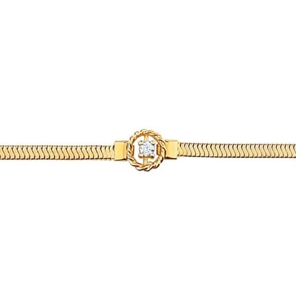 Ava Link Bracelet